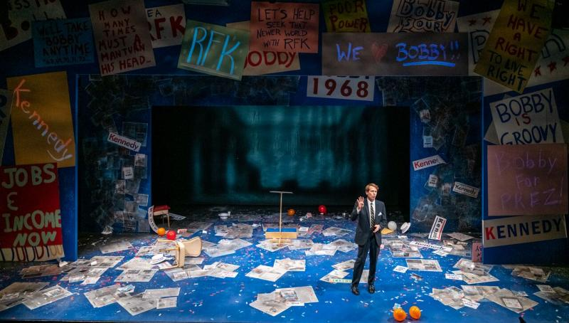 BWW Review: David Arrow's Informative and Bittersweet KENNEDY: BOBBY'S LAST CRUSADE