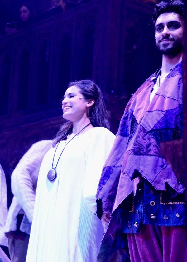 Gina Naomi Baez and Rodd Farhadi Photo