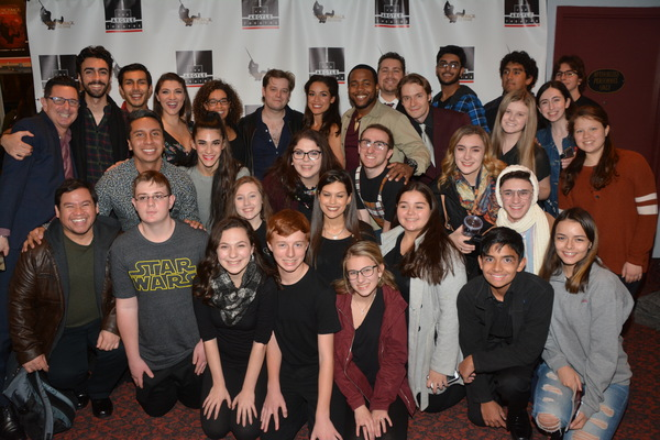 Evan Pappas joins The Opening Night Cast that includes-Colin Anderson, Gina Naomi Bae Photo