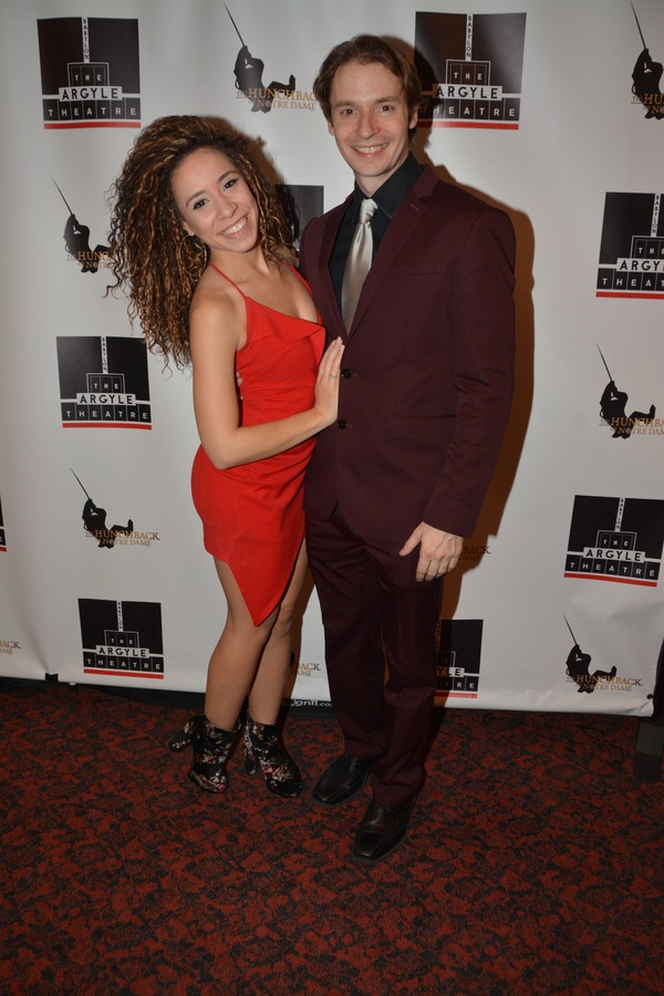 Laura Laureano and Bobby Peterson Photo