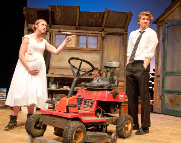 Photo Flash: First Look at Good Theater's Production Of HOMER BOUND