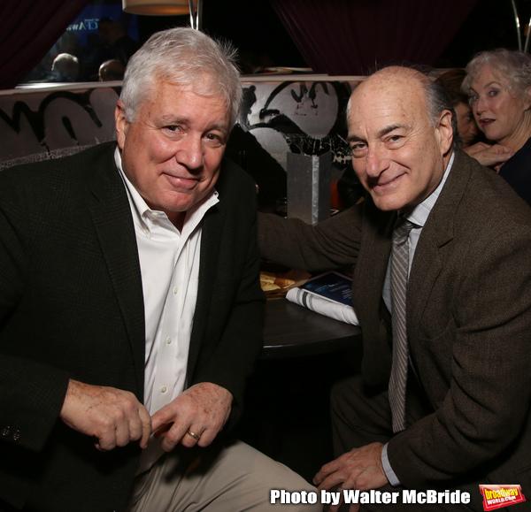 David Thompson and Peter Friedman