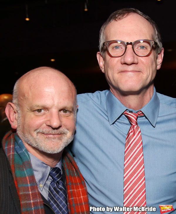 Michael Wilson and Mark Brokaw