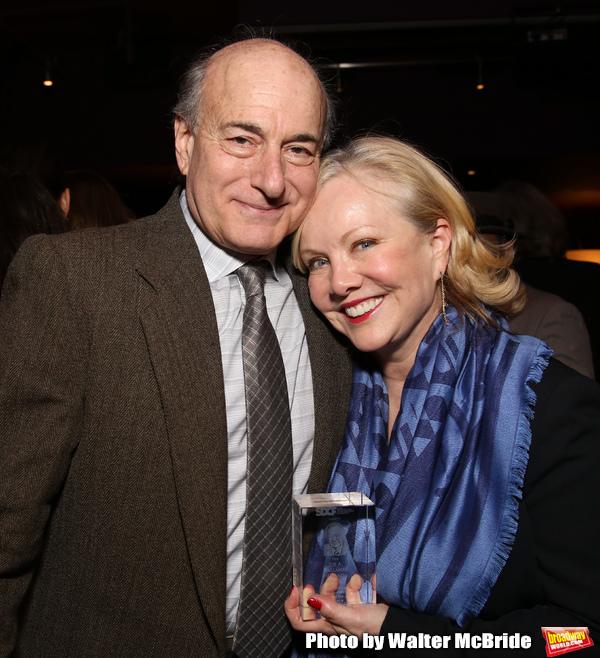 Peter Friedman and Susan Stroman
