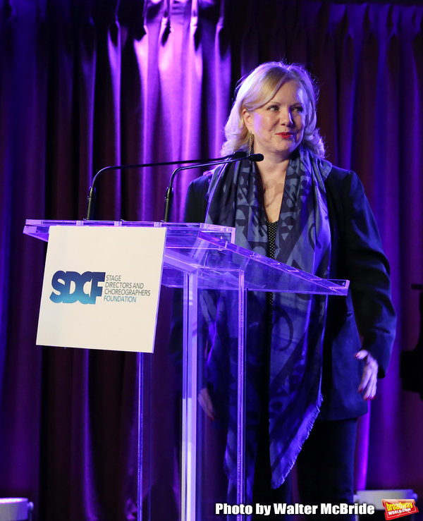 Photo Coverage: Susan Stroman, Anne Kauffman, and More Win SDCF Awards!