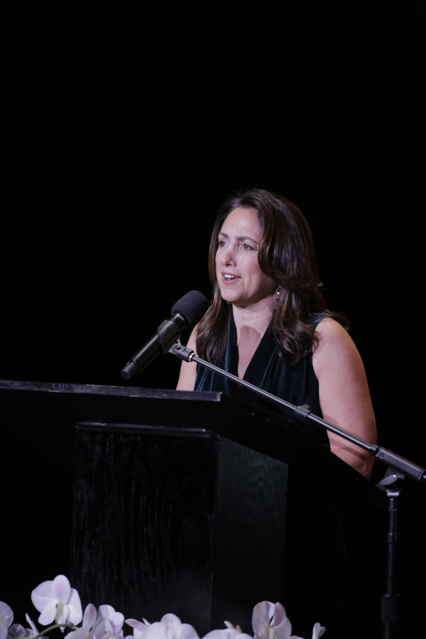 Photo Flash: Bernadette Peters, Kristin Chenoweth, and More Honor Craig Zadan and Neil Meron