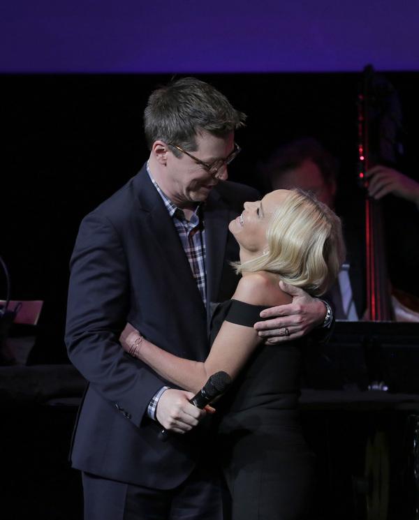 Sean Hayes, Kristin Chenoweth