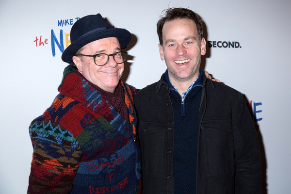 Nathan Lane, Mike Birbiglia