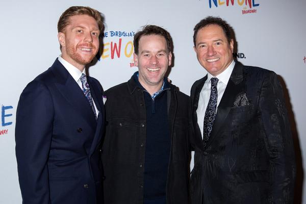 Lucas McMahon, Mike Birbiglia, Kevin McCollum