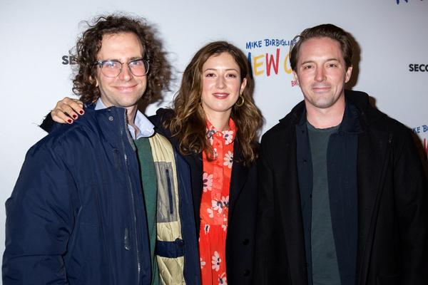 Kyle Mooney, Jessy Hodges, Beck Bennett Photo