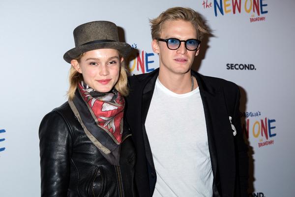 Clair Wuestenberg, Cody Simpson Photo