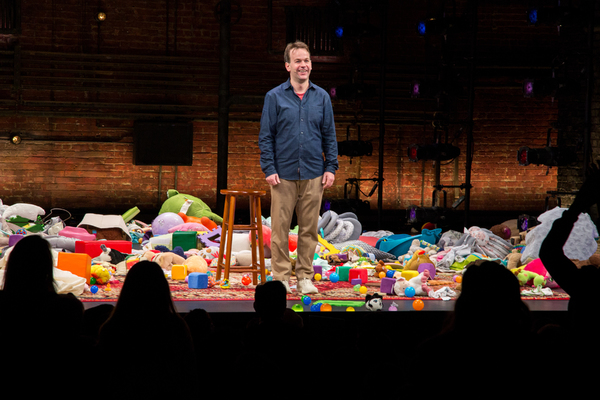 Photo Coverage: Mike Birbiglia Takes Opening Night Bows In THE NEW ONE