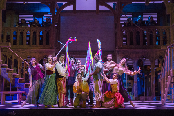Photo Flash: First Look at the Argyle Theatre's THE HUNCHBACK OF NOTRE DAME