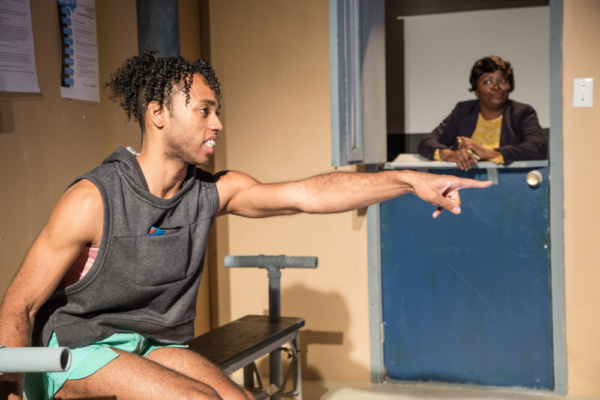 Photo Flash: First Look at Broken Nose Theatre's PLAINCLOTHES