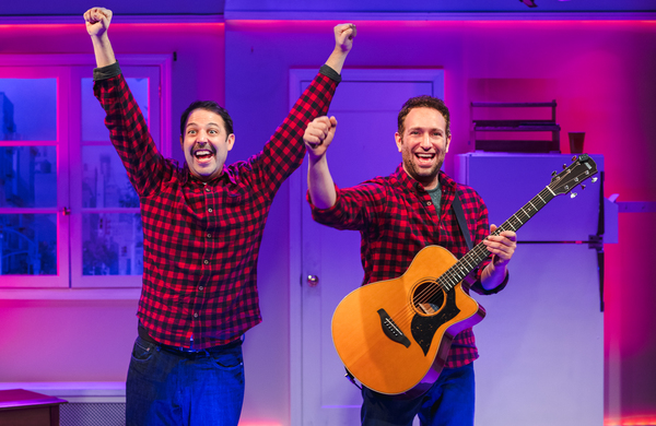 Photo Flash: First Look at THE OTHER JOSH COHEN Opening Tonight Off-Broadway