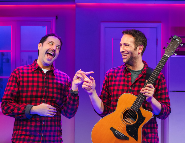 Steve Rosen and David Rossmer Photo