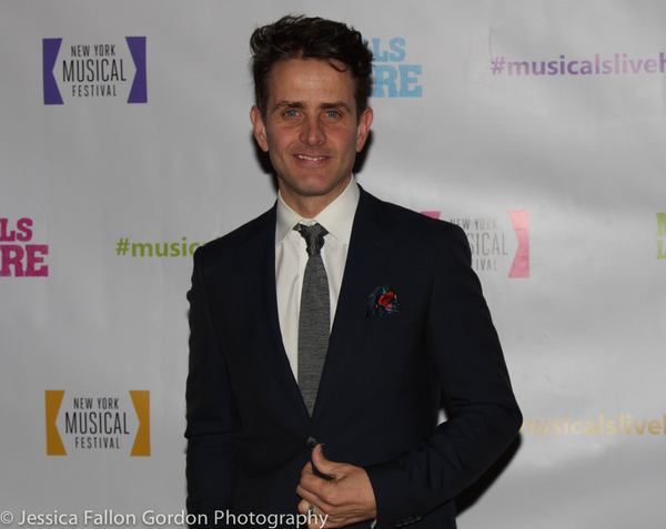 Photo Coverage: Broadway Honors Victoria Clark & More at NYMF Gala!