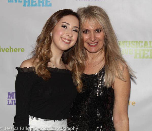 Carrie Berk and Jill Jaysen