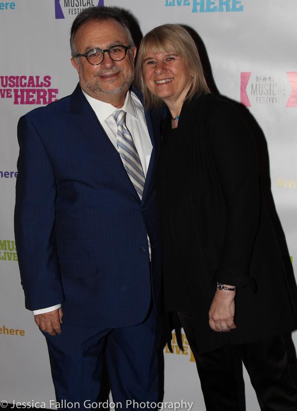 Richard Frankel and Kathleen Clark