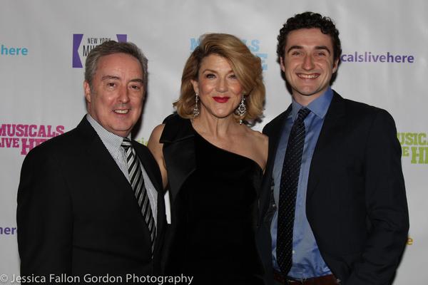 Tom Reidy, Victoria Clark, and Thomas Luke Clark