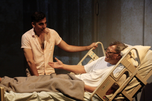 Photo Flash: Chalk Rep's World Premiere DEATH AND COCKROACHES By Eric Loo