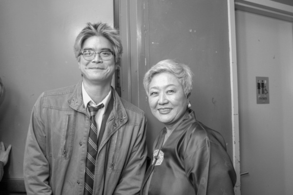 Lloyd Suh and Esther Lee
