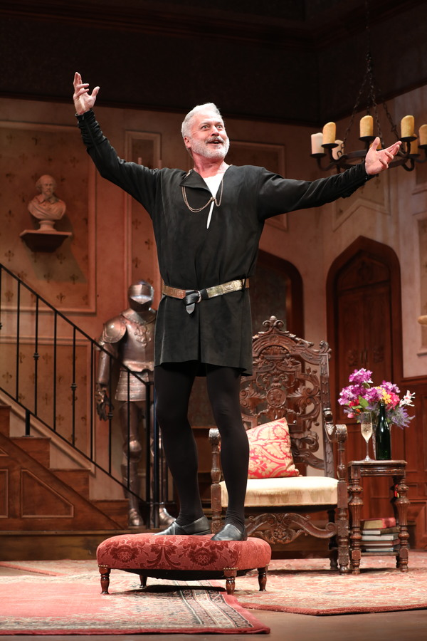 Photo Flash: Ben Fankhauser and Elizabeth Ashley Star In I HATE HAMLET at Bucks County Playhouse