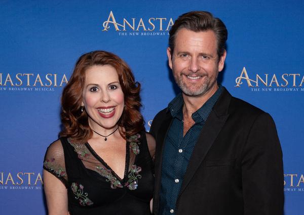 Tari  Kelly  and  Edward  Staudenmayer Photo