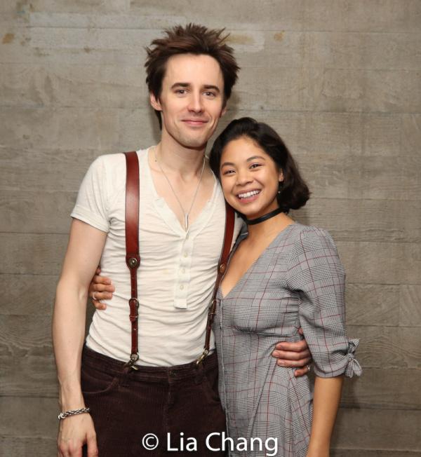Photo Flash: NYTW Celebrates London Cast Of HADESTOWN At National Theatre