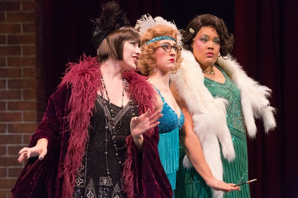 Kim Carson, Tori Lewis, and Nicole Stacie Photo
