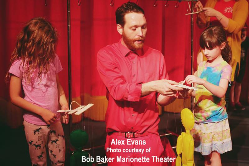 BWW Interview: Puppeteer Alex Evans Forever Stringing Along With The Bob Baker Marionettes