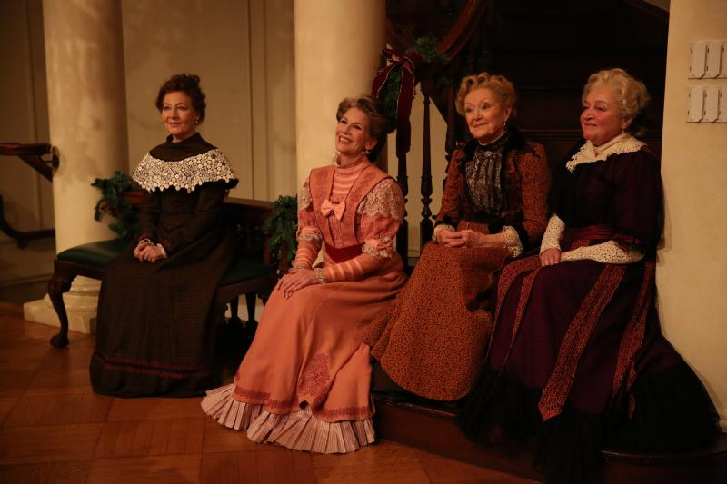 BWW Interview: Ciaran O'Reilly of Irish Rep Talks of Holiday Classic THE DEAD, 1904