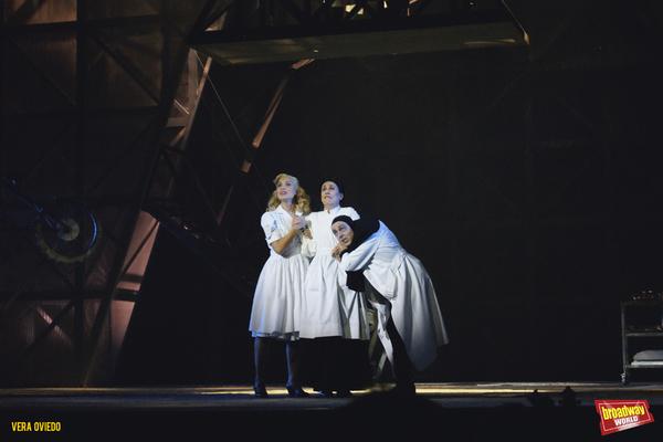 PHOTO FLASH: EL JOVENCITO FRANKENSTEIN llega al Teatro Philips Gran Via