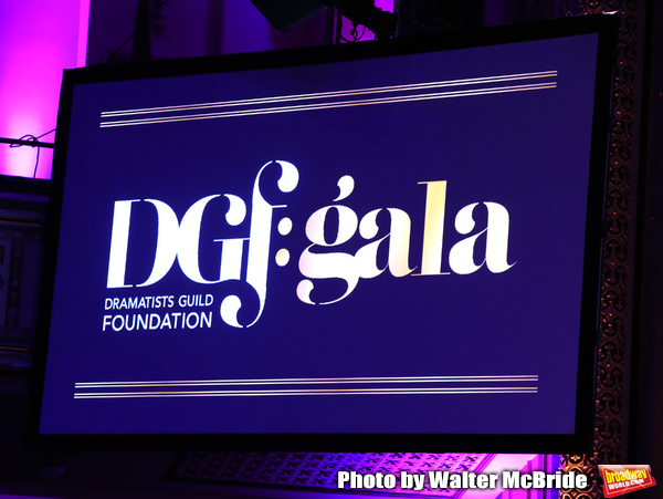 The Dramatists Guild Foundation 2018 dgf: gala at the Manhattan Center Ballroom on November 12, 2018 in New York City.