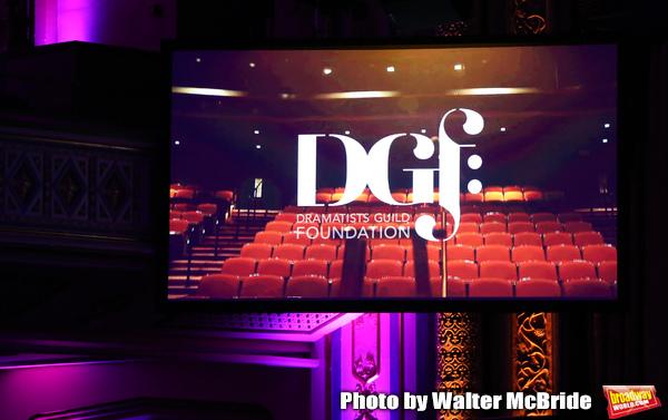The Dramatists Guild Foundation 2018 dgf: gala