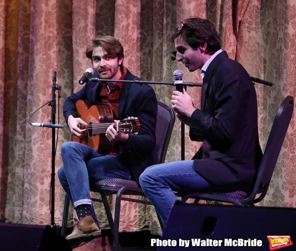 Daniel Lazour and Patrick Lazour Photo