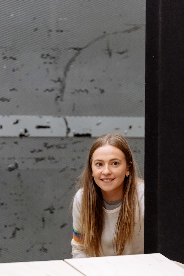 Photos: Inside Rehearsal For THE TELL-TALE HEART at the National Theatre