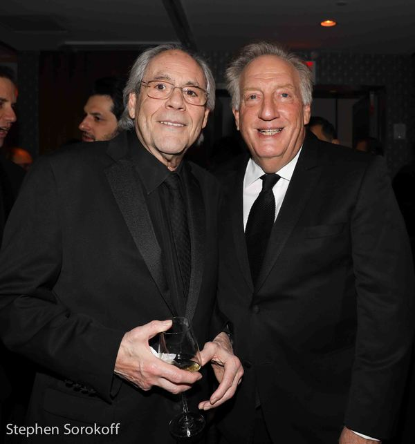 Robert Klein & Alan Zweibel Photo