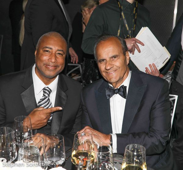 Bernie Williams & Joe Torre Photo