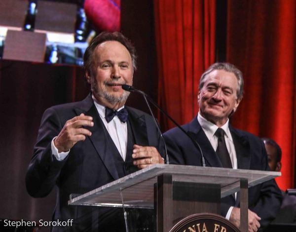Billy Crystal & Robert De Niro