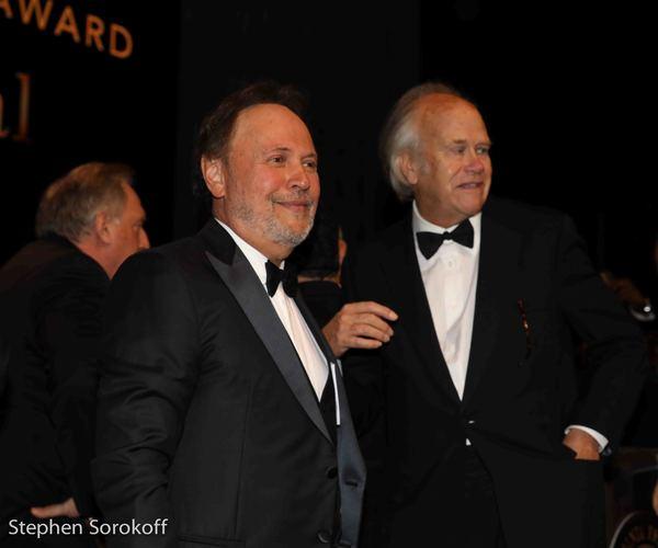 Billy Crystal & Dick Ebersole