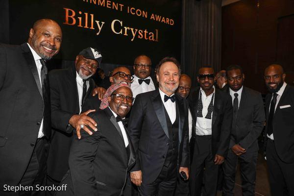 Billy Crystal &