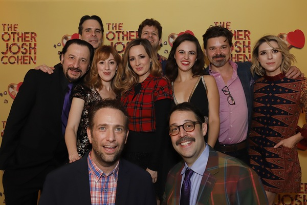 Full Cast of The Other Josh Cohen