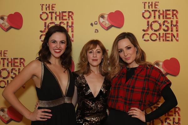 Elizabeth Nestlerode, Kate Wetherhead, and Hannah Elless