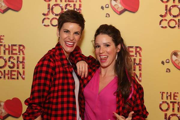 Jenn Colella and Chilina Kennedy