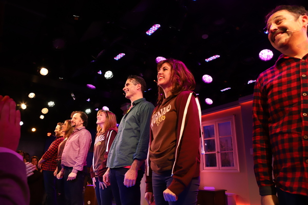 Photo Coverage: Inside Opening Night of THE OTHER JOSH COHEN!