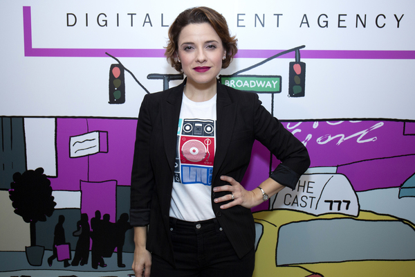 Photo Flash: Inside the Star-Studded Launch Party for The Cast, a New Digital Talent Agency