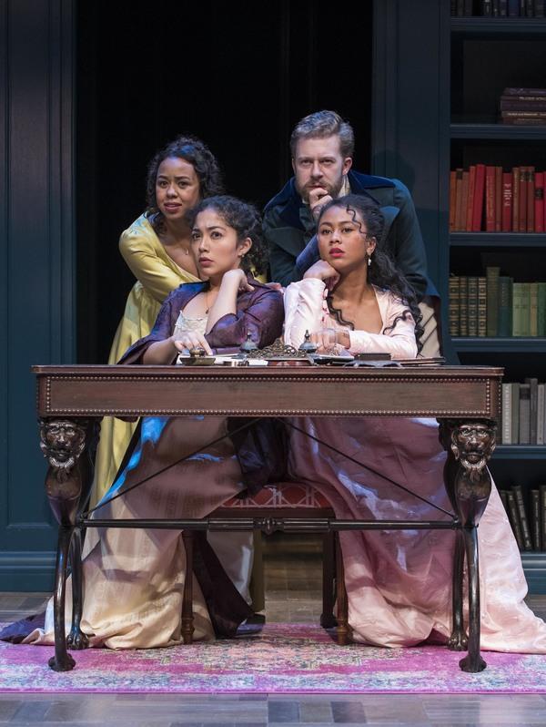 Margaret Ivey, Sarai Rodriguez, Fred Geyer, Netta Walker Photo