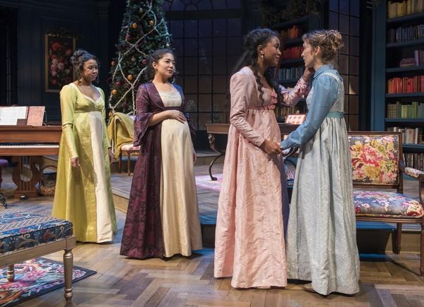 Margaret Ivey, Sarai Rodriguez, Netta Walker, Rebecca Hurd Photo
