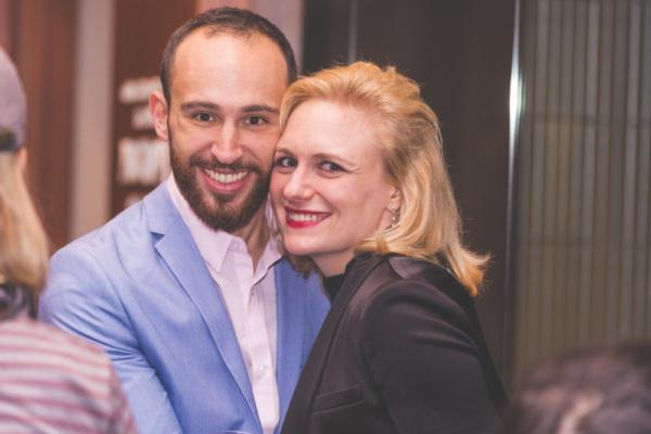 Photo Flash: FIDDLER ON THE ROOF In Yiddish Celebrates 104 Performances